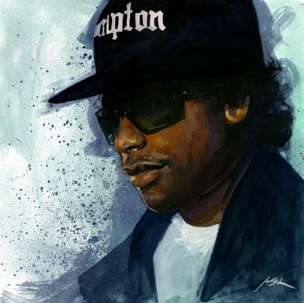 10. Eazy E