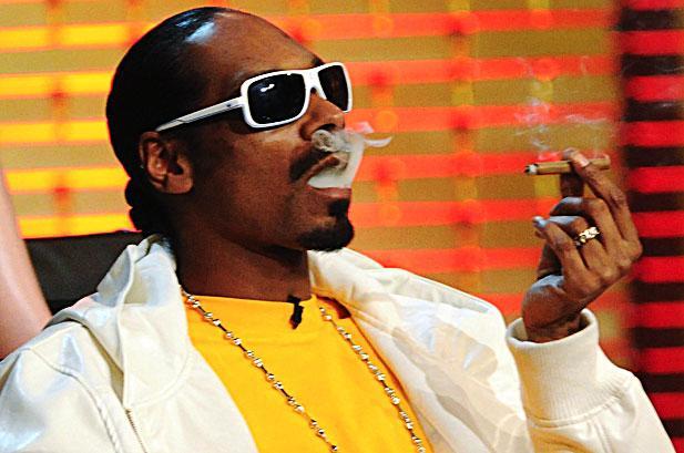 snoop dogg fuma marihuana en la casa blanca