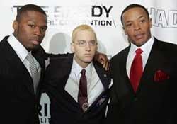 50 Cent tiene a Eminem y Dr. Dre en Before I Self Destruct, su nuevo Disco de Hip Hop