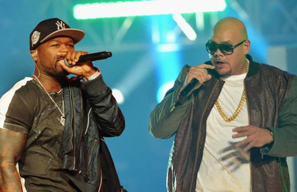 50 Cent Fat Joe - Free Again