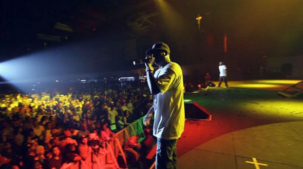 50 Cent y G-Unit en Panama