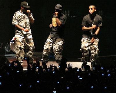 50 Cent G Unit Before I Self Destruct Tour