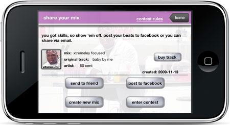 50 Cent iPhone