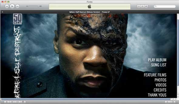 50 Cent iTunes