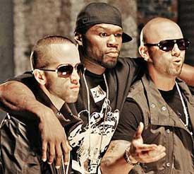 50 Cent, Wisin y Yandel
