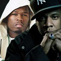 50 Cent y Jay-Z