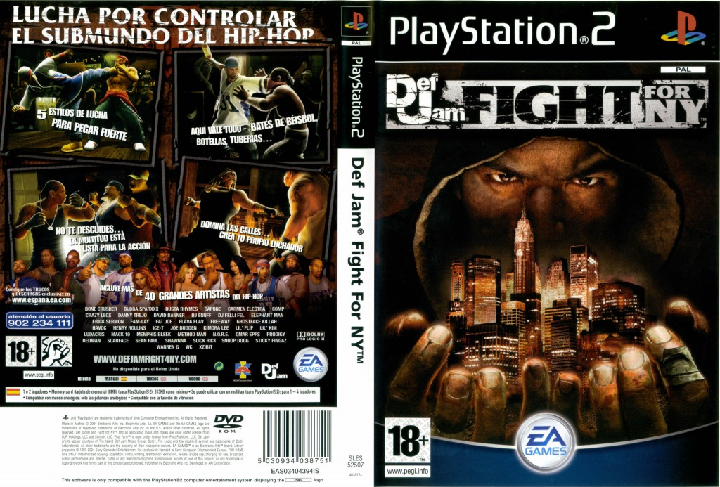 Def_Jam_Fight_For_Ny-DVD-PS2