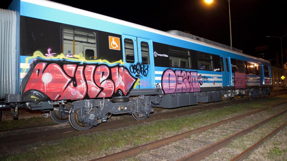 Graffiti vs Gobierno