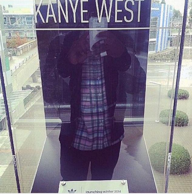 West-Adidas
