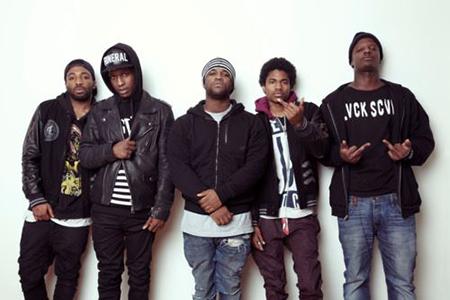 A$AP Mob - Trillmatic (feat. Method Man)