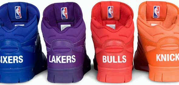Adidas Originals Phantom II NBA Pack