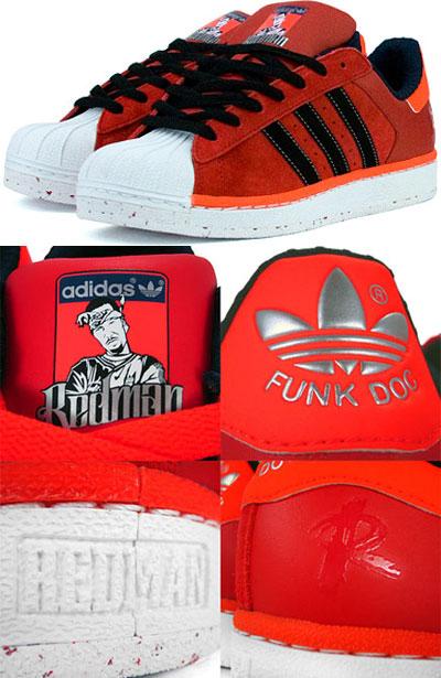 Adidas Superstar II Def Jam Redman