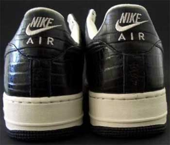 Nike Air Force One HTM crocodile