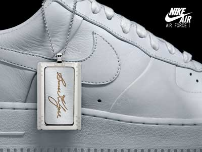 Nike Air Force One XXV Annyversary Bruce Kilgore