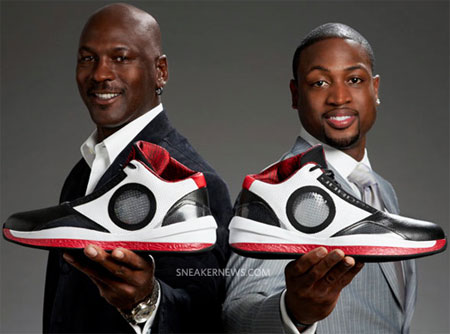 Air Jordan 2010 - Dwayne Wade