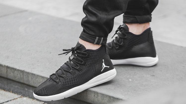 Air Jordan Reveal (black and white)