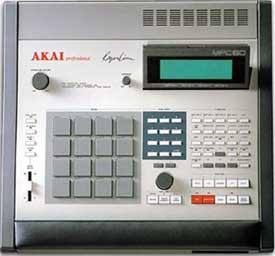Akai MPC-60