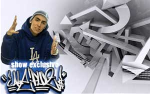 ALe! PLUZ, New Shore Latino y todo el Hip Hop de Sudamerica