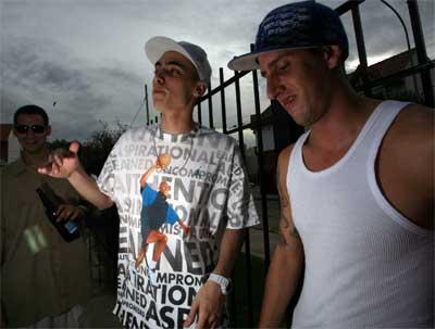 ALe! PLUZ y Mashiko en Zona Liberada - Hip Hop Argentino