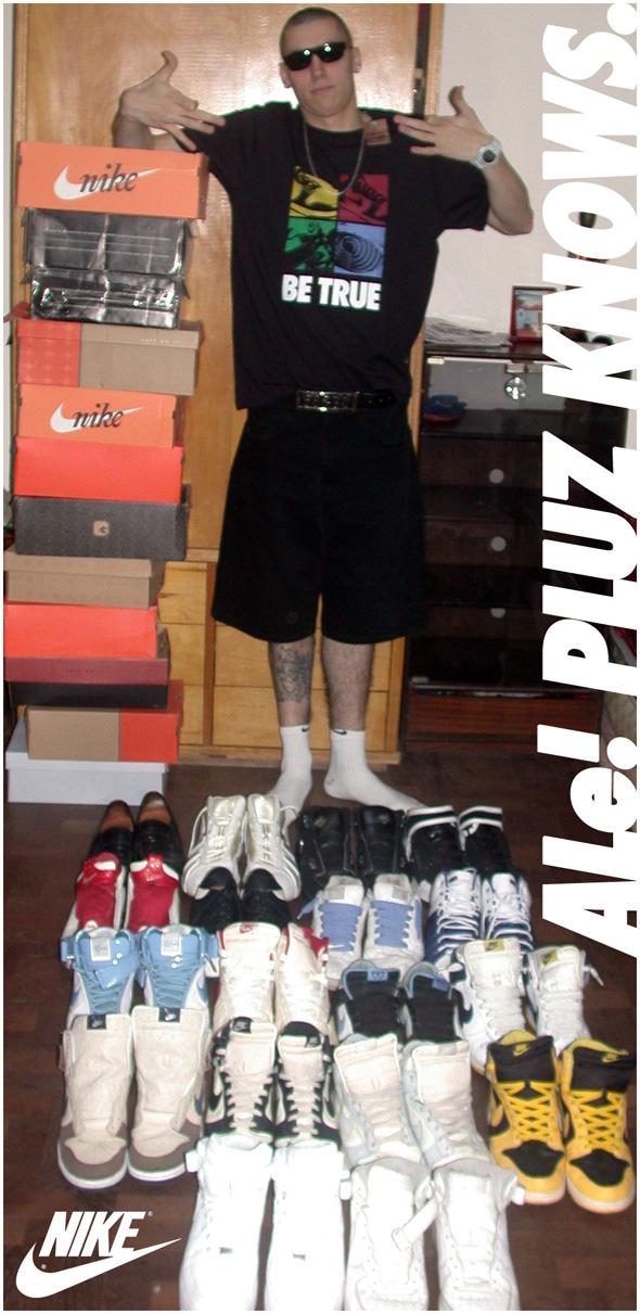 ALe! PLUZ Zapatillas