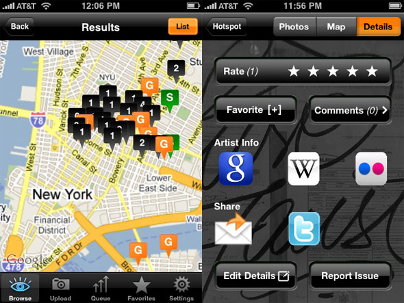 All City iPhone app