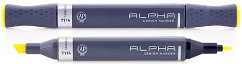 Alpha Design Marker
