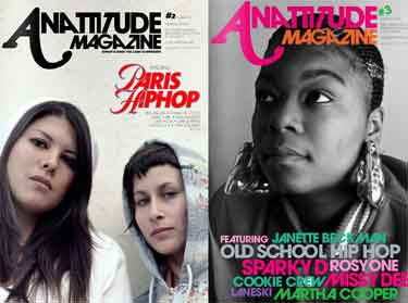 Anattitude Magazine - Female Hip Hop Para Chicas