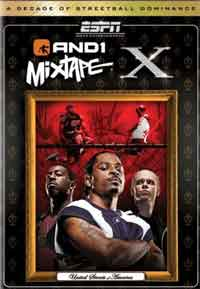 And1 Mixtape Vol. X StreetBall