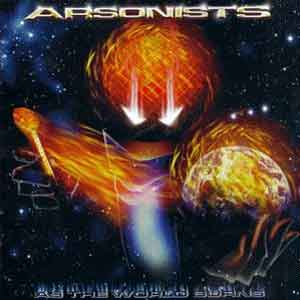 Arsonists - As The World Burns - Discos de Hip Hop