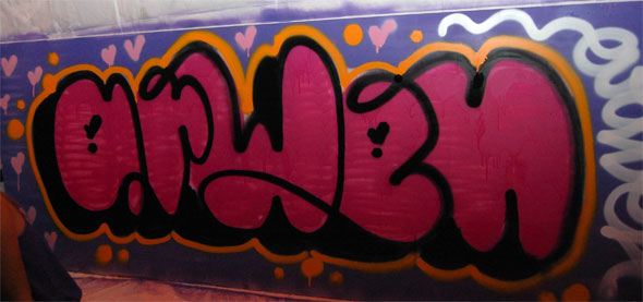 Arwen Graffiti Femenino