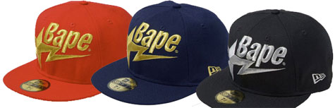 BAPE x New Era Cap - Ropa de Hip Hop
