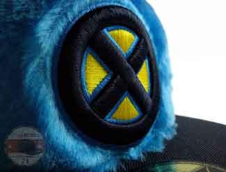 Vicera New Era Caps x Marvel Comics x X-Men The Beast - Ropa de Hip Hop