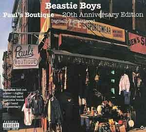 Beastie Boys - Paul's Boutique 20th Anniversary Edition - Discos de Hip Hop