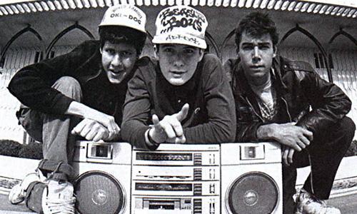 Beastie Boys discos de platino