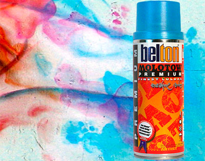 Belton Molotow Transparent Colors