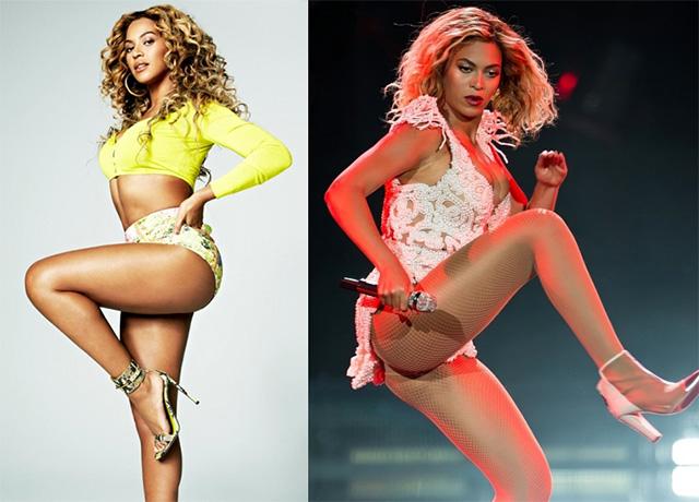 Las mejores fotos del trasero de Beyonce